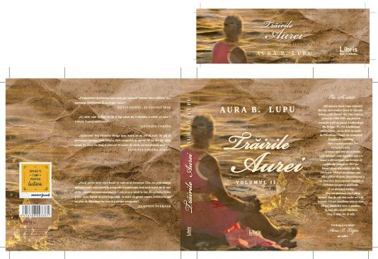 Aura Lupu - Trairile Aurei - coperta (2)